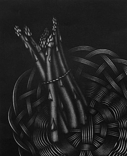 Laurent Schkolnyk, « La botte d'asperge », 1983.