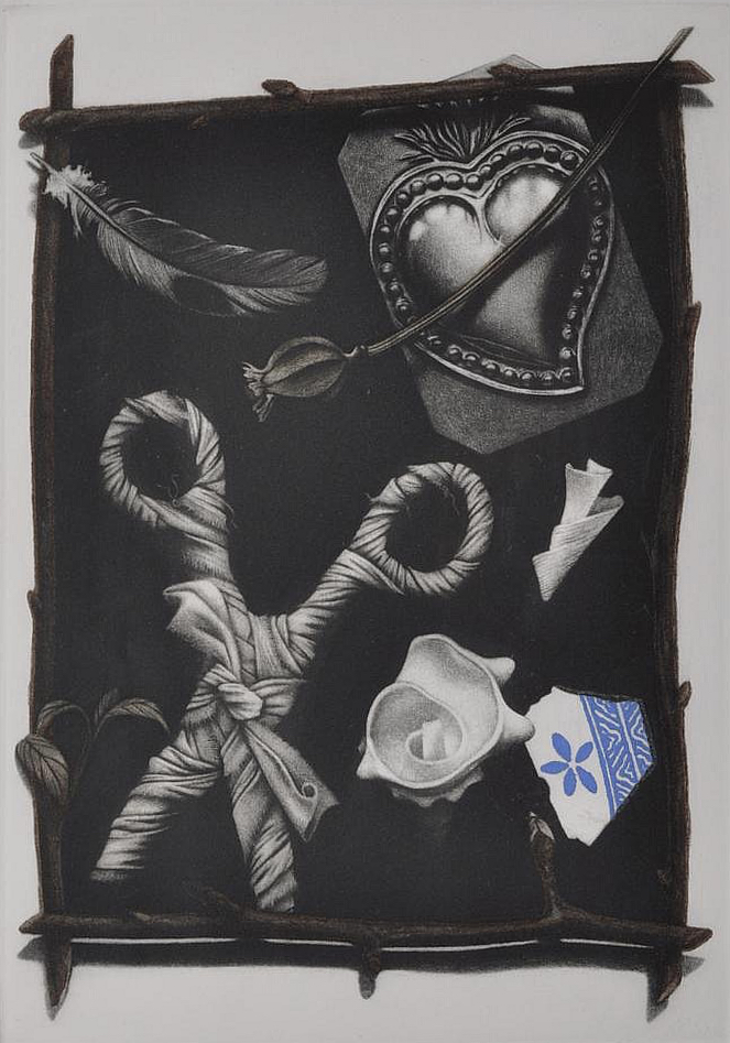 Sharon Aivaliotis, « Miraculati », 1988.