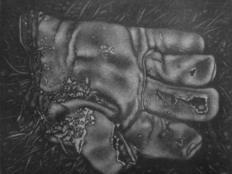 Gerda Ebert, « Glove », 1975.